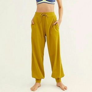 NWT Free People Where Are You Jogger Pants